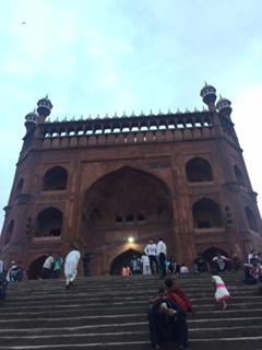 delhi moschea
